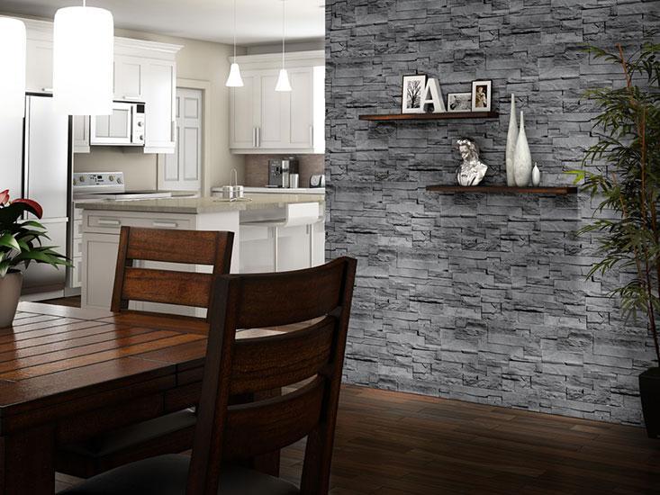 fassade bekleiden mit novik schichtstein. Black Bedroom Furniture Sets. Home Design Ideas